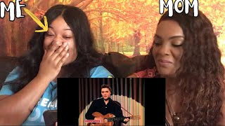 MY MOM MADE ME REACT TO ELVIS …