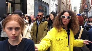 Top-shop London Fashion Week 2018 Spring/Summer collection