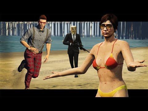 The FEMINIST GIRLFRIEND! - GTA 5 Skit