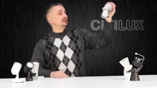 Купить точечный светильник в Мебелион. Обзор светодиодных светильников Citilux CL556 Дубль1 и Дубль2