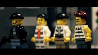 Побег из тюрьмы - Зомби-атака 14 (лего мультик)