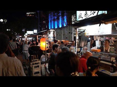 Japonya sokaklarının seyyar restoranları: Yatai'ler