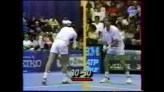 McEnroe Brothers - Final Chicago 1991