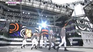 [Music Bank K-Chart] U-KISS - Believe (2012.06.08)