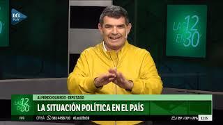 La situación política en el país según Alfredo Olmedo