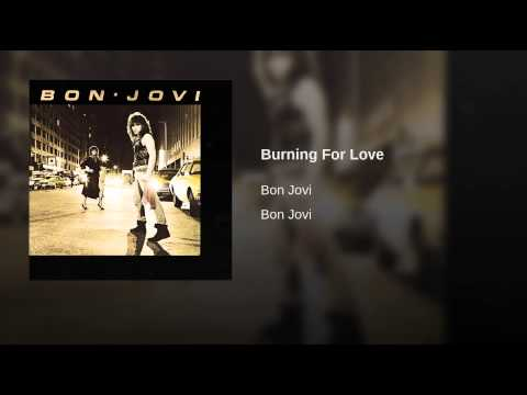 Burning For Love