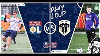 Amateur France League |  Обзор матча. Лион - Анже. 22 тур.