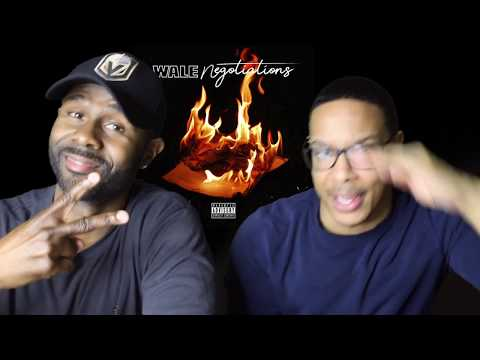 Wale - Negotiations (Reaction!!!)