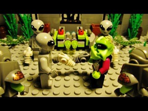 NEW Lego Alien Conquest Alien Mothership (7065) | eBay |Lego Alien Invasion