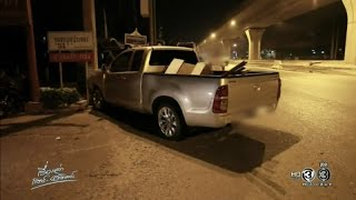 พ่อขับรถไปช่วยลูกสาววัย16 หลังส่งข้อความถูกเพื่อนชายลวงไปข่มขืน ขากลับชนเสาไฟ-จยย.  (6พ.ย.59)