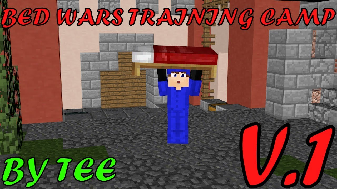 Bed Wars Training Camp By Tee Maps Mapping And Modding Java Edition Minecraft Forum Minecraft Forum