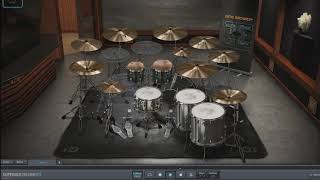 RAMMSTEIN - Donaukinder only drums midi backing track