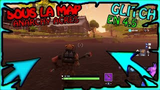 ALLER THE MAP OF ANARCHY ACRES ON FORTNITE! [GLITCH] [XBOX,PS4]