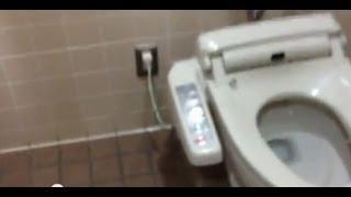 Автоматическая hips промывка туалета в Япония