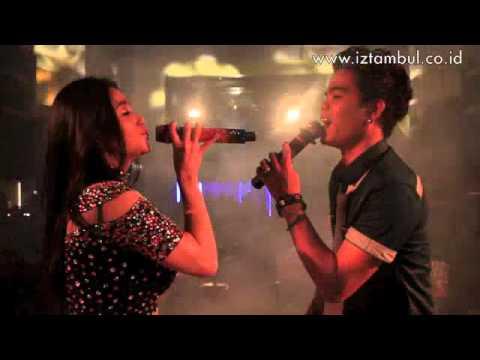 Iztambul Band feat Dewi Perssik-karena kamu @ Grand Manhattan,Hotel Borobudur