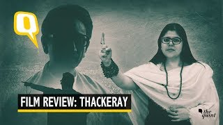 Film Review: Thackeray | The Quint
