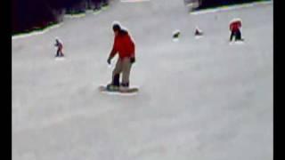 Misuc na snowboarde 2