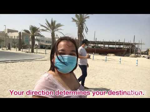 Family weekend at Kite Beach Dubai