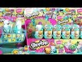 Shopkins Season 3 Mega Pack 12 Packs Blind Baskets Unboxing