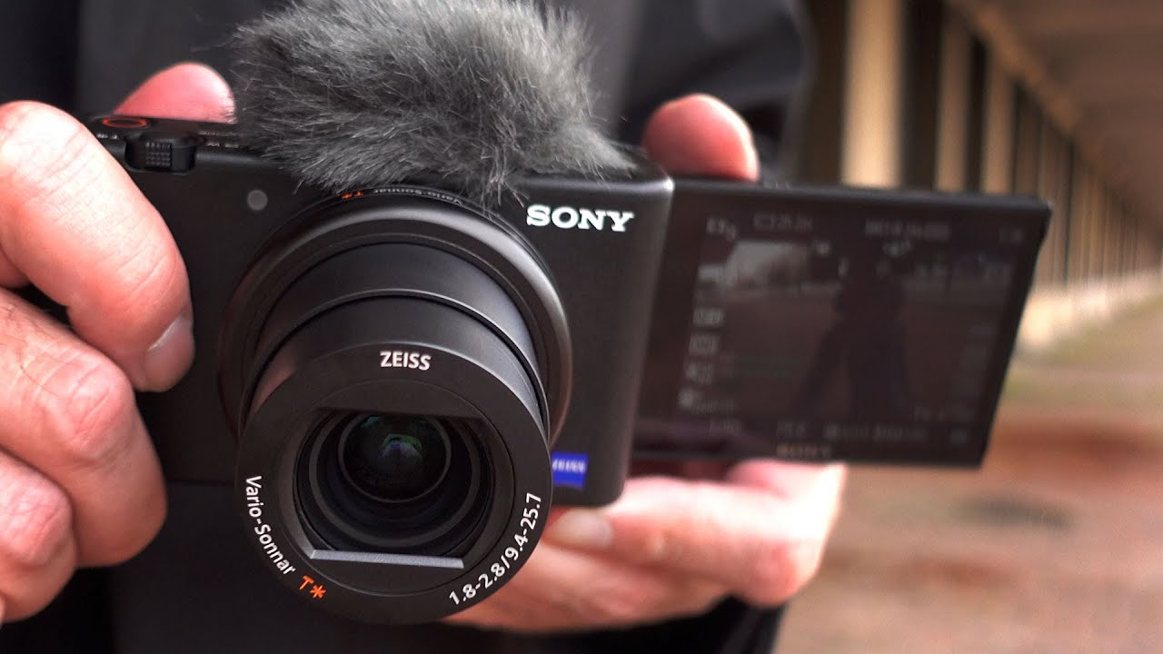Sony Zv 1 Hands On They Got It Right Youtube