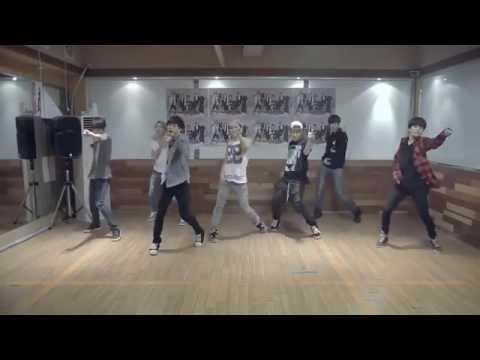 "Infinite (인피니트) - ""Last Romeo"" Dance Practice Ver. (Mirrored)"