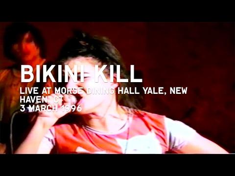 BIKINI KILL 3.3.1996 (full set)