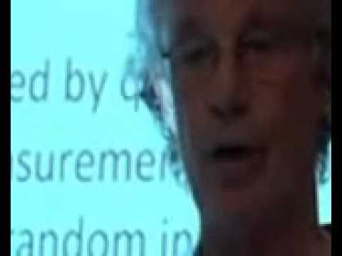 Stuart Kauffman - Mind in the Poised Realm