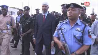 Video Dr Zakir Naik's Lecture Tour to Nigeria download MP3, 3GP, MP4, WEBM, AVI, FLV September 2017