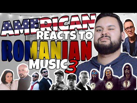 American REACTS  Romanian  3
