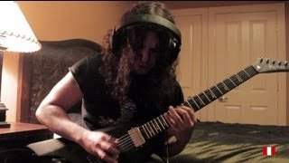 Mr Crowley A Randy Rhoads Guitar Solo Tribute By Charlie Parra