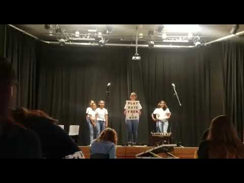 Cedar Valley Middle school talent Show