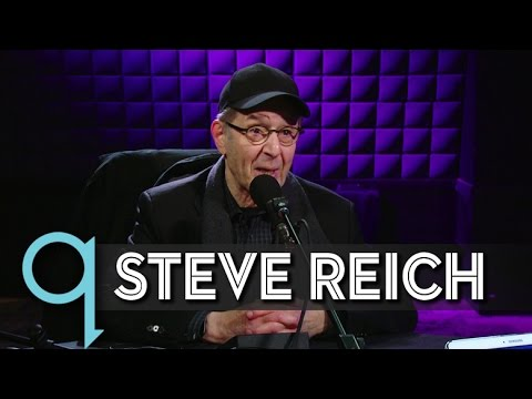 Steve Reich reflects on his most significant works