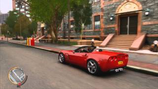 GTA IV - Realistic Graphics (i7 2600k and GTX580 3GB)