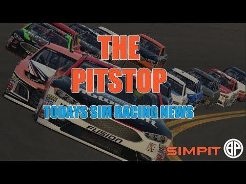 The Pitstop - Today's Sim Racing News - iRacing NASCAR , Spain, ACC Update,  Dirt Rally Seasons