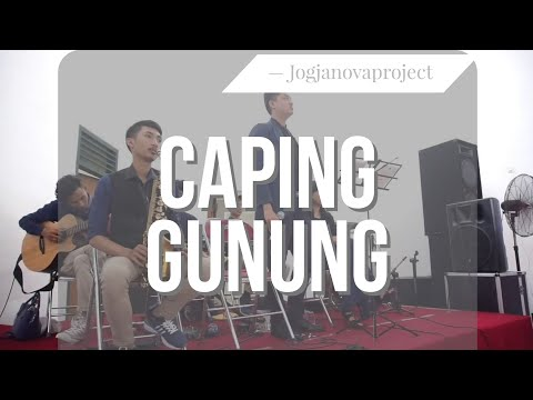 Caping Gunung cover - Jogjanovaproject