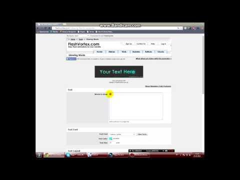 Как сделать ФЛЕШ (Анимацию в объявлении) В RaidCall