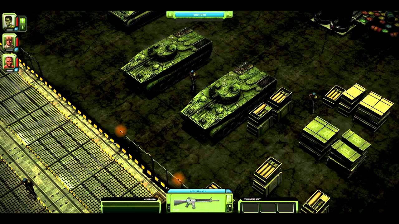 Видео Official: Jagged Alliance - Online HD Video Game Trailer - PC