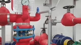 [mix]돌덩이TV-소방펌프, 집수정펌프 인수인계[시설…
