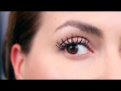 Younique Moodstruck 3D Fiber Lashes Mascara REVIEW + DEMO - YouTube