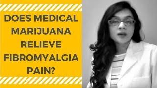 Medical Marijuana (Cannabis) for Fibromyalgia