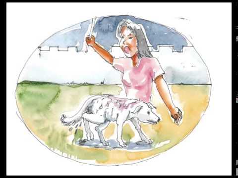 นิทานพื้นบ้านอีสาน (ส่งเสริมคุณธรรมจริยธรรม) ตอน นางหมาขาว