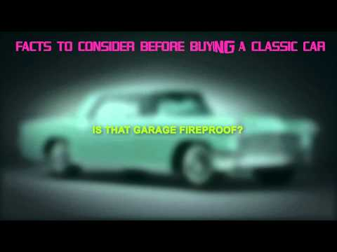 Facts to Consider Before buying a Classic Car