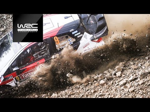 WRC - Rally Turkey 2018: Highlights Stages 1-4