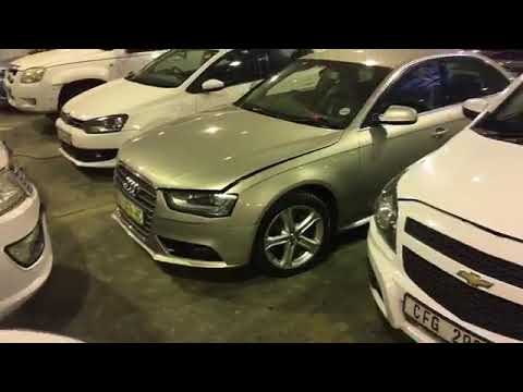 Wesbank & Standard Bank Repo Vehicle & Truck Auction - 31 Oct 2017