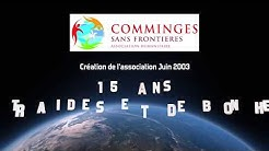 Comminges sans frontières / l'association