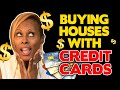 HOW TO BUY HOUSES WITH CREDIT CARDS | FLIPPING HOUSES 2019 | REAL ESTATE INVESTING SECRETS