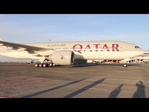 Qatar Airways makes worlds longest route, Doha to Auckland 2