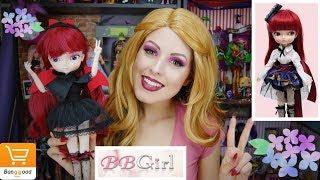 БЖД ББ дівчинка коментар від лялька Banggood.com