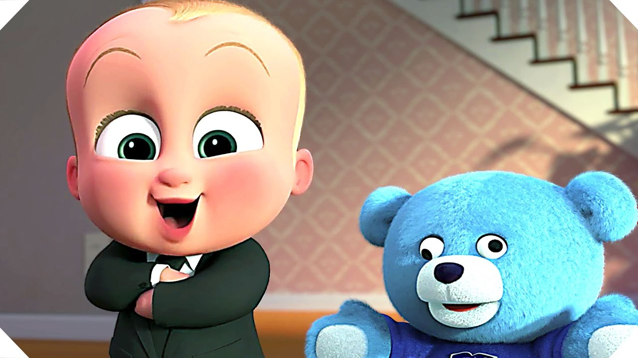 THE BOSS BABY Babies Reunion Movie CLIP Animation