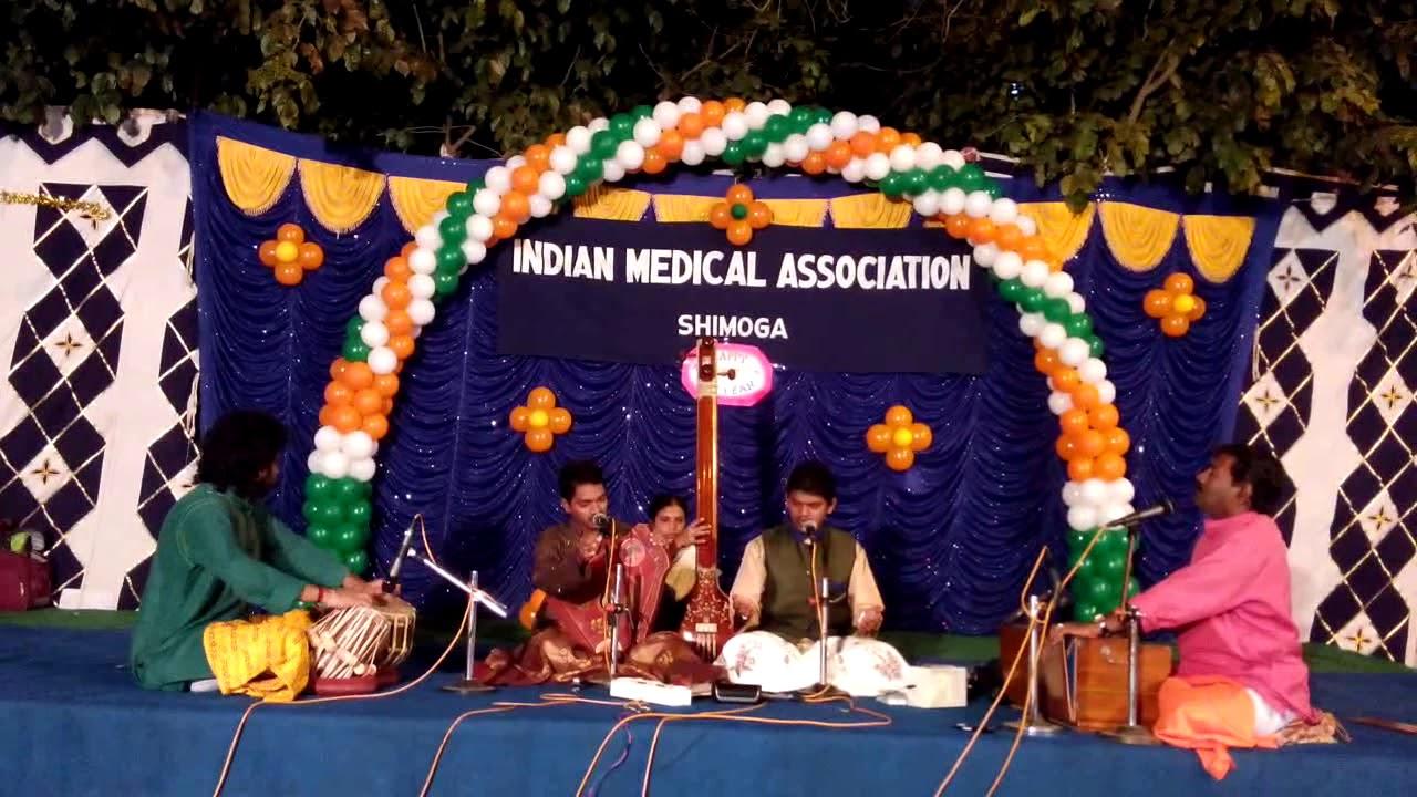 Devaki Kanda Mukunda (Kannada/Light Classical Dasavani) Noushad Harlapur  and Nishad Harlapur